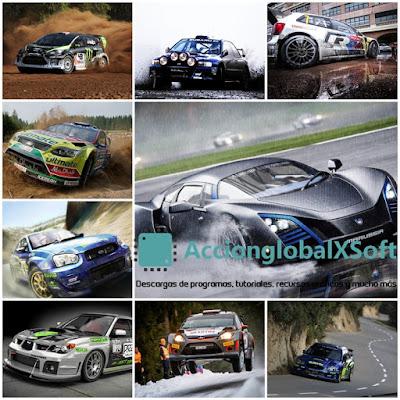 Fondos de pantalla coches de rally en HD