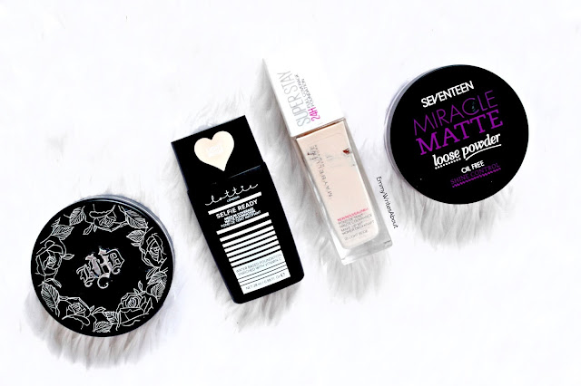 makeup products for oily skin