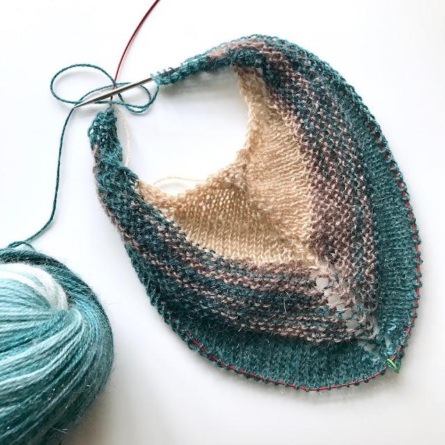 Knitting scheepjes stardust