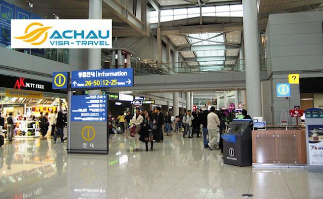Làm thế nào để rút ngắn thời gian xin visa thăm thân Hàn Quốc?5