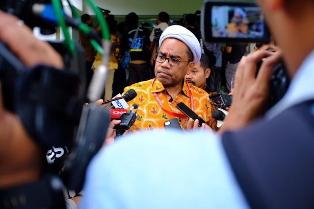 Ngabalin: Gubernur Sulteng Kader Gerindra, Jangan Pasif Dong!