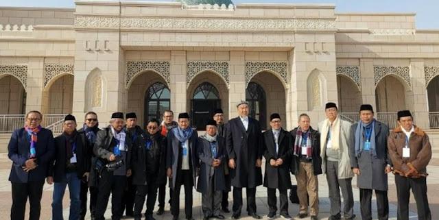 Usai Kunjungi Muslim Xinjiang, Ini Langkah Delegasi Indonesia
