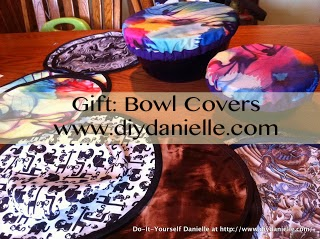 How to make your own bowl covers