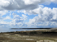 neringa curonian spit