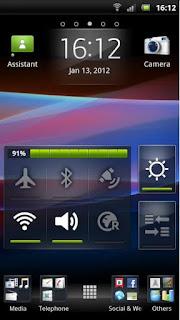 Xperia Home Launcher APK Full v10.0.A.0.8 Download