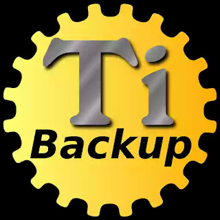 How to backup android applications