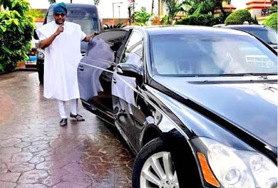 Nigeria Customs impounds E-Money's 10 luxury vehicles over N6m import duty