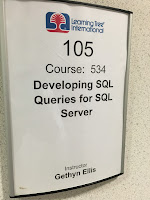 534 Developing SQL Queries for SQL Server