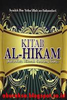 Download Terjemah, Kitab Hikam, Ibnu At-Thailah, pdf