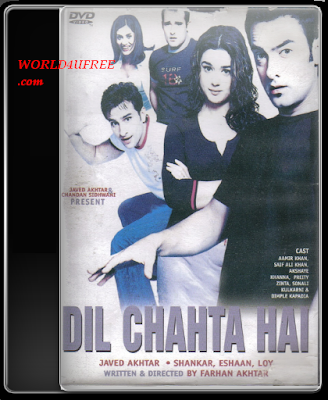 Dil Chahta Hai 2001 720p BluRay Free Download