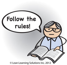 Lean Thinking: Reflections on Leadership & Ethics