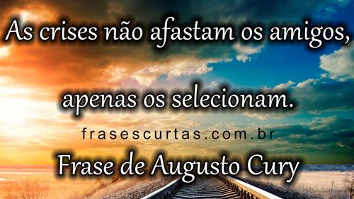 Mensagens De Augusto Cury Frases Famosas