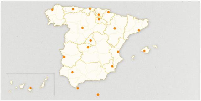Resultado de imagen de Los Delegados del Gobierno en las Comunidades Autónomas