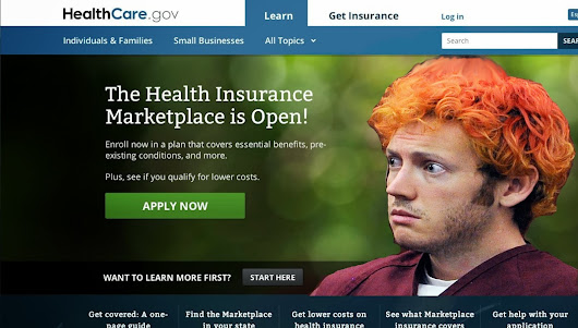 OBAMA CARE WEB SITE - PART II (TECH-NO-OLGY)