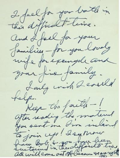 BOOKTRYST Nixon To Ehrlichman Miss You and Haldeman, Love You, We