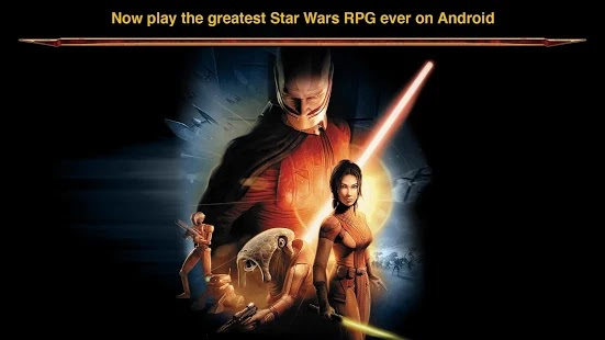 Star Wars ™: KOTOR apk + data for android