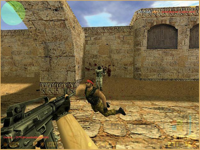 لعبة counter strike 1.4 الاصلية