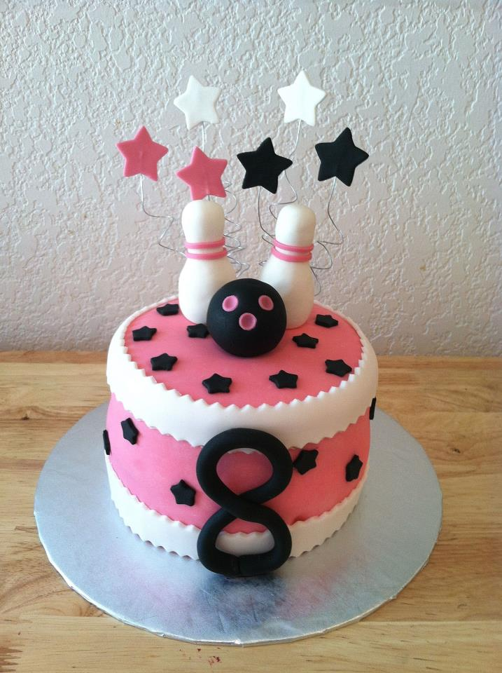 Creative Cakes By Rochelle Bowling Cake