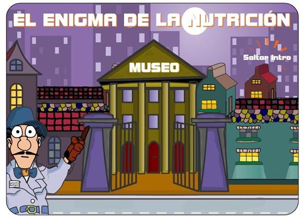 """Descubre """"el Enigma de la Nutrición"""" con el Detective Rodríguez"""