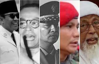 Tokoh Indonesia Yang Paling Di Takuti Amerika Srikat