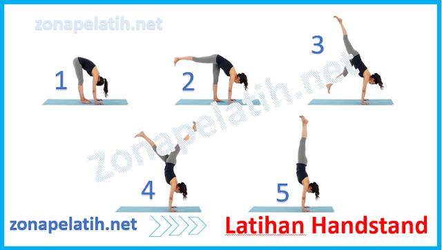Pengertian dan Cara Melakukan Handstand | Zona Pelatih