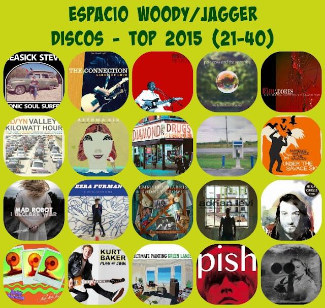 Especial Mejores discos del 2015