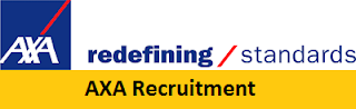 AXA Recruitment 2017-2018
