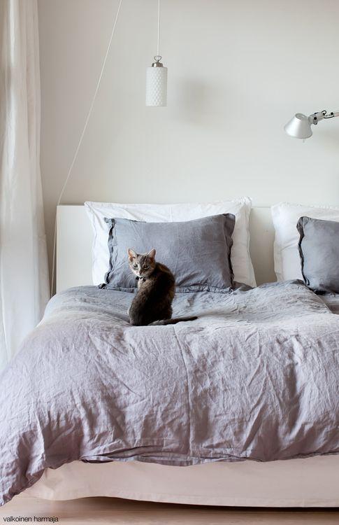 faire entrer le printemps dans la chambre. Black Bedroom Furniture Sets. Home Design Ideas