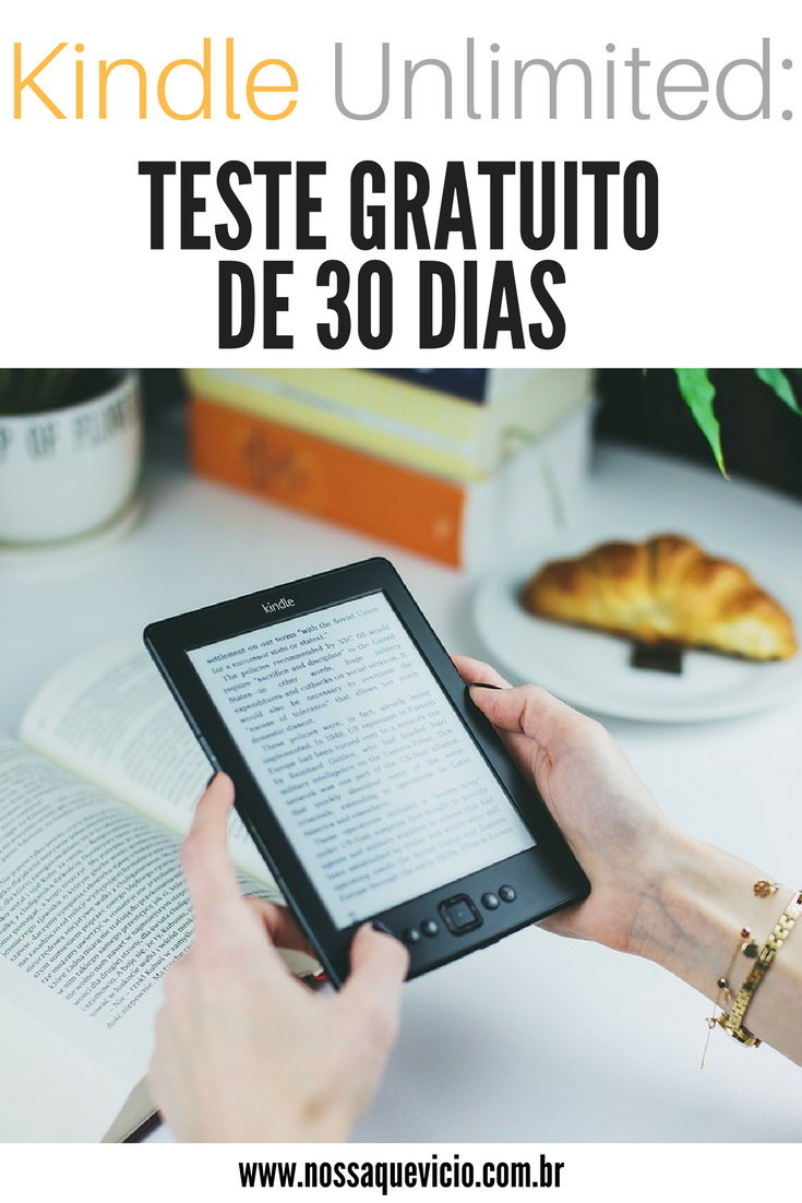 COMO FUNCIONA O KINDLE UNLIMITED: APLICATIVO PARA LER E-BOOKS