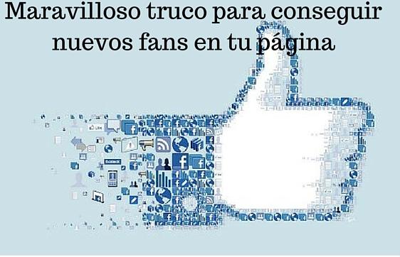Redes Sociales, Social Media, Facebook, fans, Fan Page,
