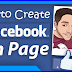 How Can Create Page On Facebook