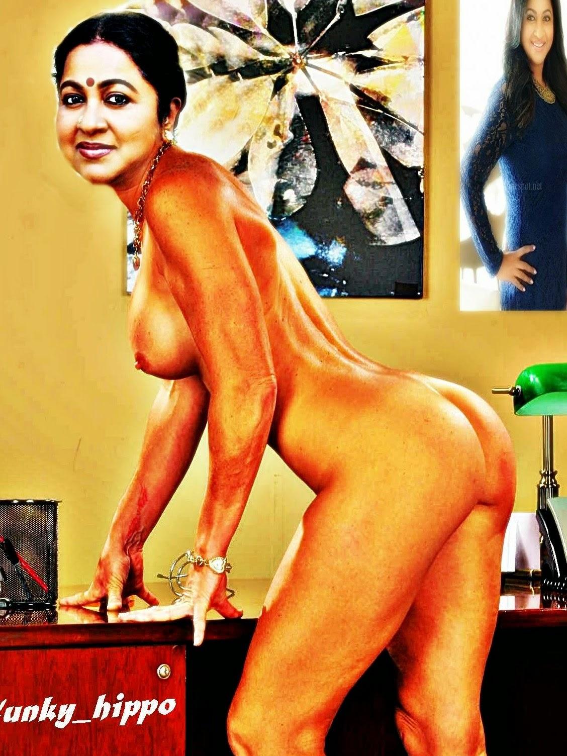 Radhika sarathkumar nude