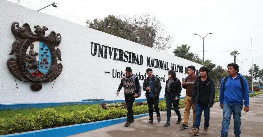 UNMSM: Universidad San Marcos ya emite diplomas de licenciatura en formato electrónico