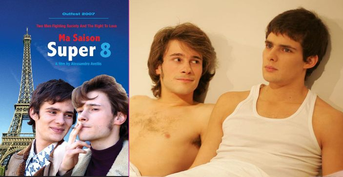 Ma saison super 8, película