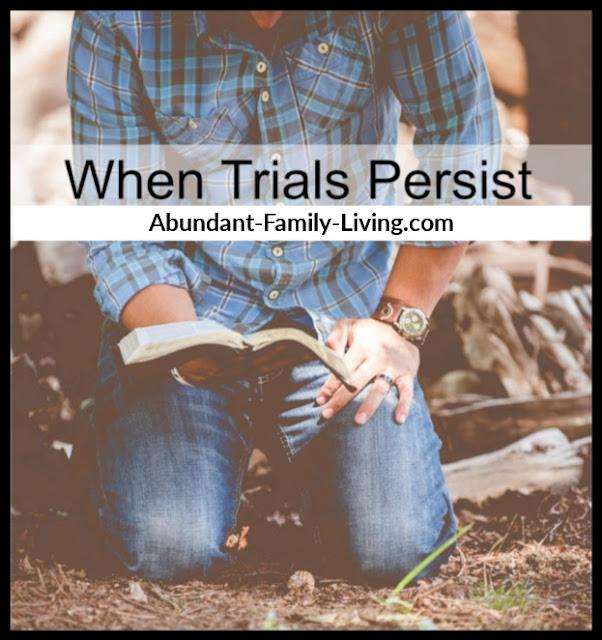 When Trials Persist