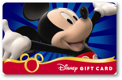 Image result for $25 disney gift card