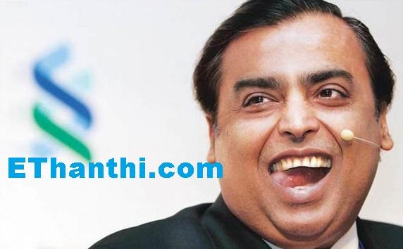 பஞ்சாப் வங்கி மோசடியில் அம்பானி சகோதரர் விபூல் கைது   Ambani's brother Vrabhu arrested in Punjab bank !