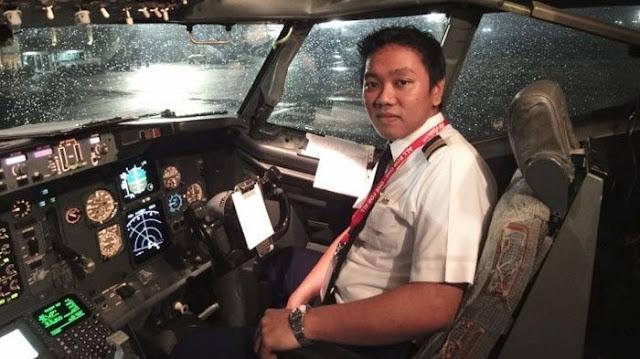 Tekad Purna Agnimartanto Pilot Citilink , Mulai Dari Diduga Mabuk saat Hendak Terbang Hingga Zat Psikotropika.