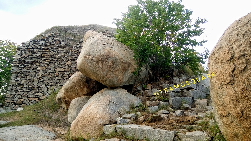 Gudekote, Forts of Karnataka
