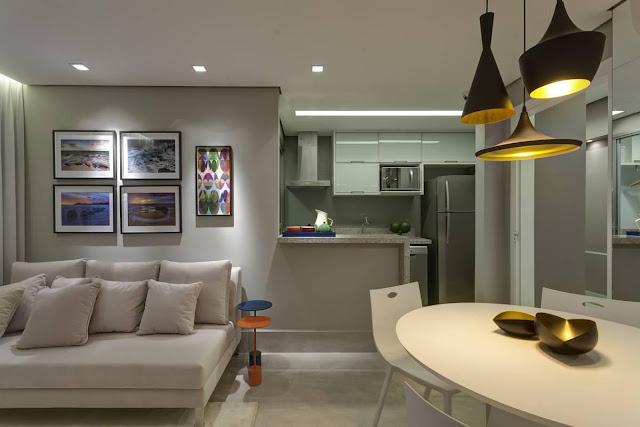 como-integrar-cozinha-ao-apartamento