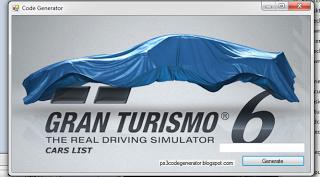 Gran Turismo 6 Cd Key Pc