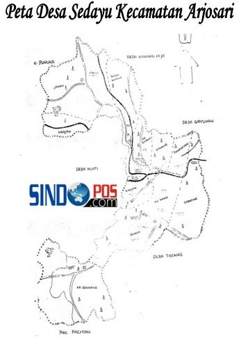 Profil Desa & Kelurahan, Desa Sedayu Kecamatan Arjosari Kabupaten Pacitan