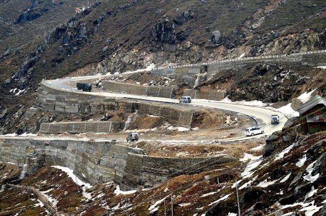 Serpentine Paths, East Sikkim