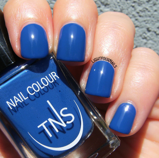 TNS Cosmetics 467 Blue Eyes (Love Power)