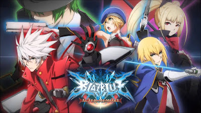 Download Anime BlazBlue Alter Memory 1-12 [END] + Bacth Subtitle Indonesia