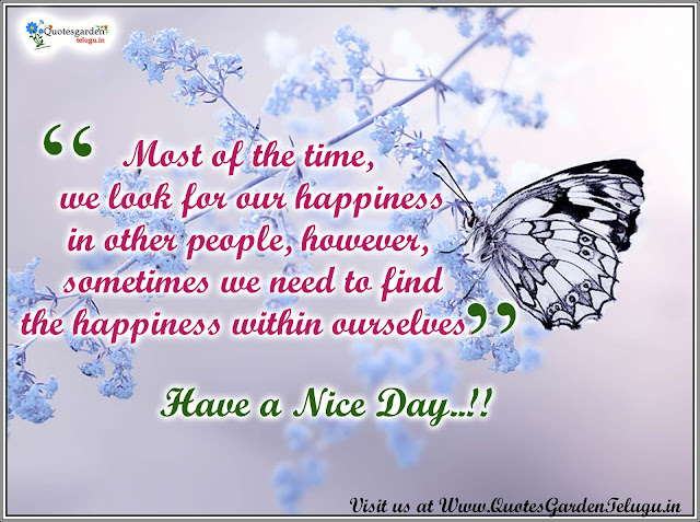 Good morning messages with inspiring happiness quotes