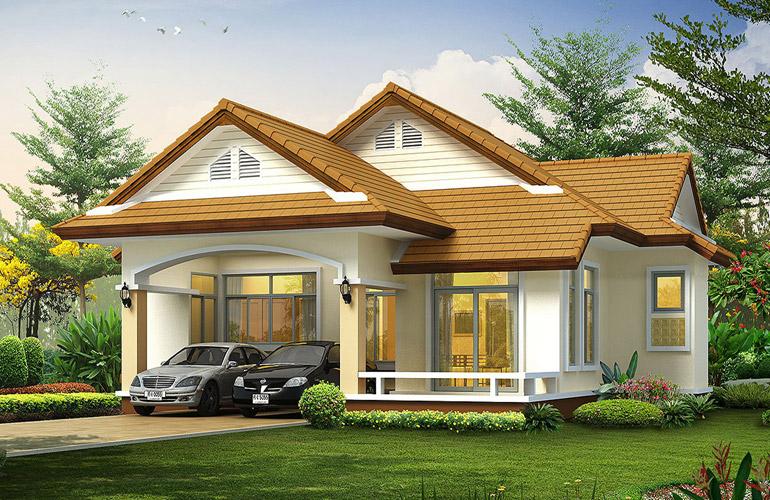 1 15 - 17+ Beautiful Modern Small House Design  Gif