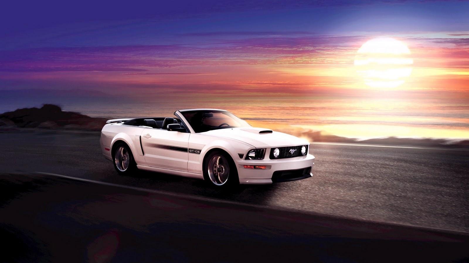 Best Desktop HD Wallpapers: Ford Mustang