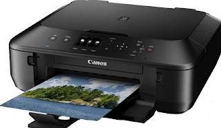 Canon PIXMA MG5500 Driver Download free