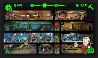 Download Fallout Shelter (MOD, unlimited money) free on android